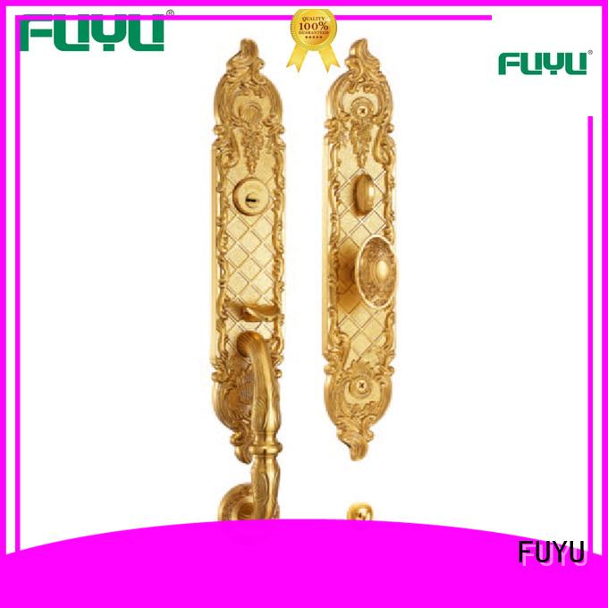 durable brass entry door locksets with latch for wooden door