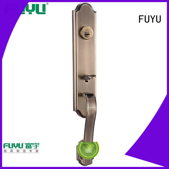 FUYU durable lock manufacturing on sale for wooden door