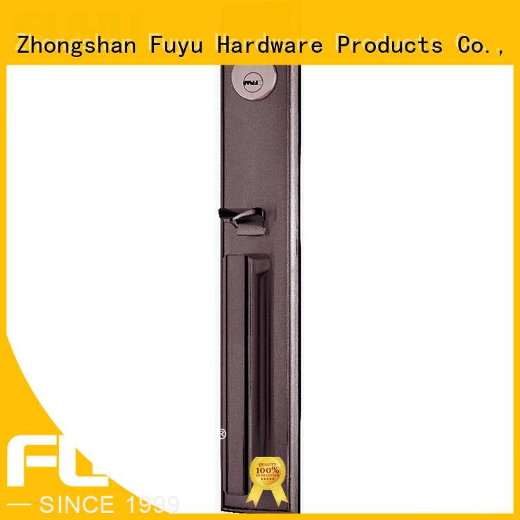 FUYU entry door locks supplier for shop