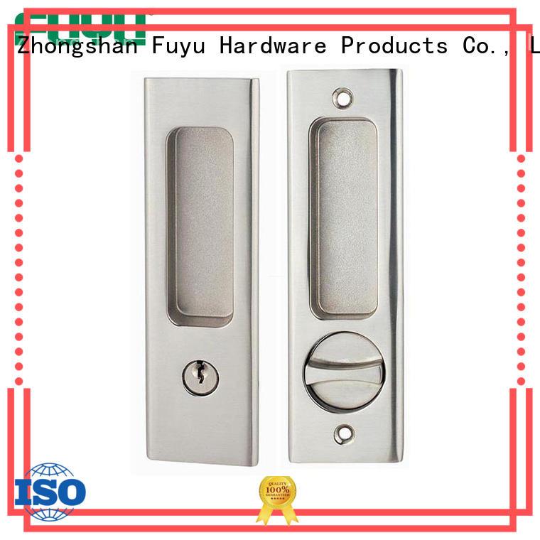 durable zinc alloy door lock for wooden door black with latch for entry door