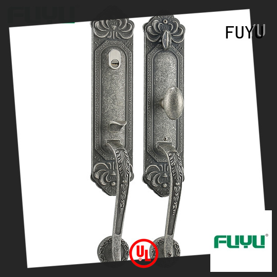 FUYU durable gate door lock on sale for mall