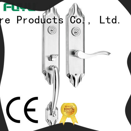 FUYU online stainless steel lock extremely security for mall