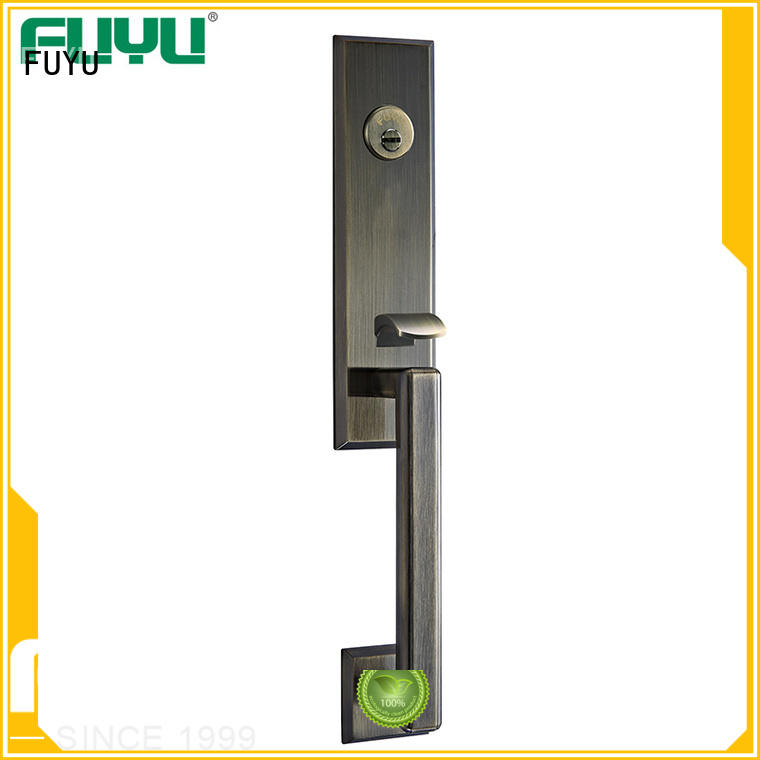 FUYU internal door locks manufacturer for wooden door