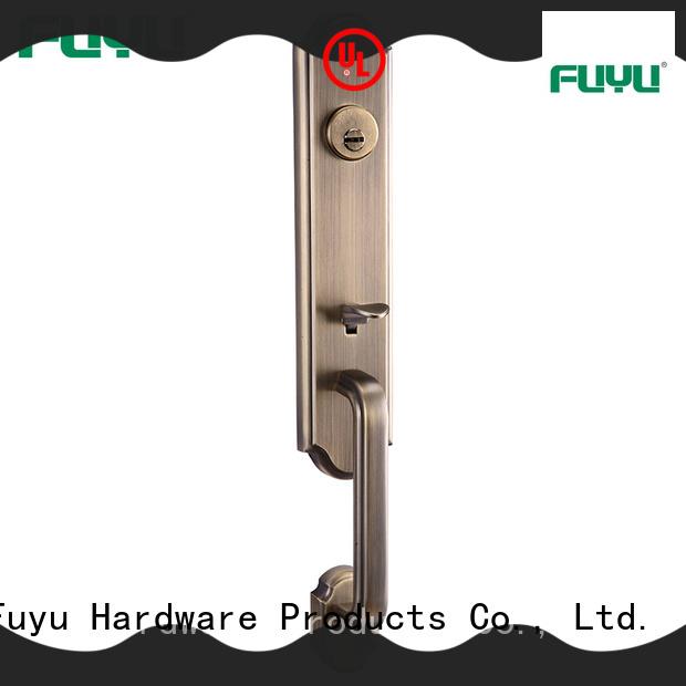 FUYU quality internal door locks for sale for mall