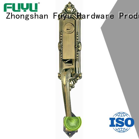 FUYU custom internal door locks manufacturer for wooden door