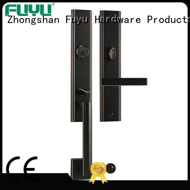 FUYU door lock manufacturing with international standard for home