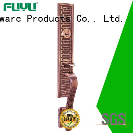 FUYU residential doors manufacturer for residential