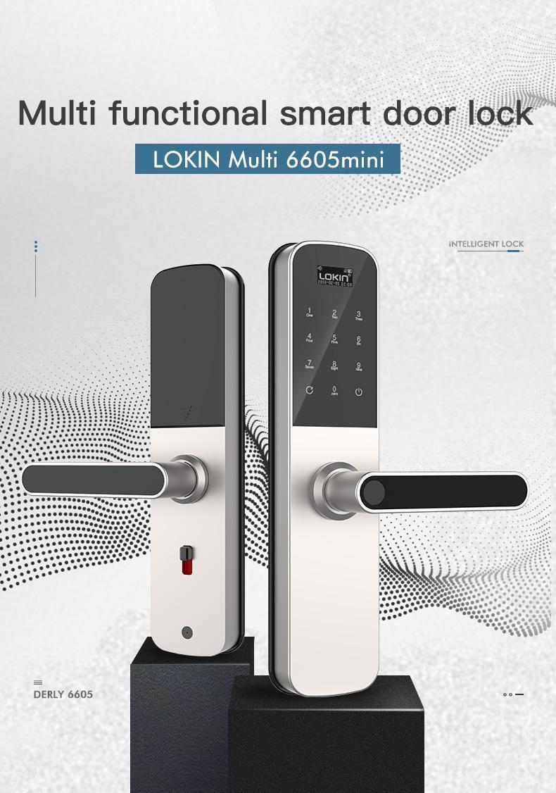 wholesale biometric door lock residential for residential-1