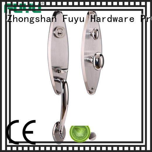 quality stainless door lock stainless with international standard for mall