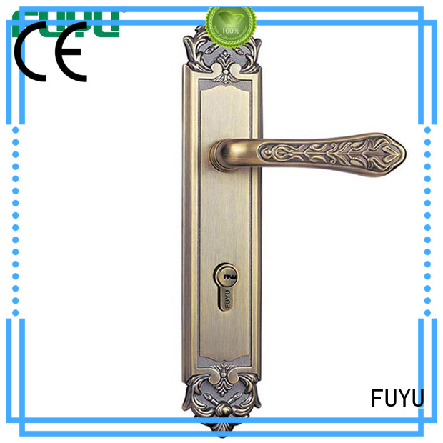 FUYU mortise door hardware extremely security for home