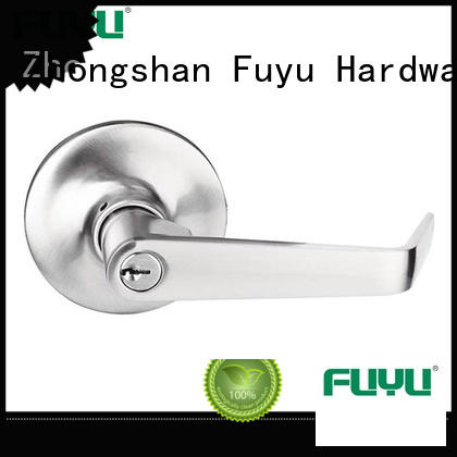 FUYU high security toilet door lock extremely security for mall