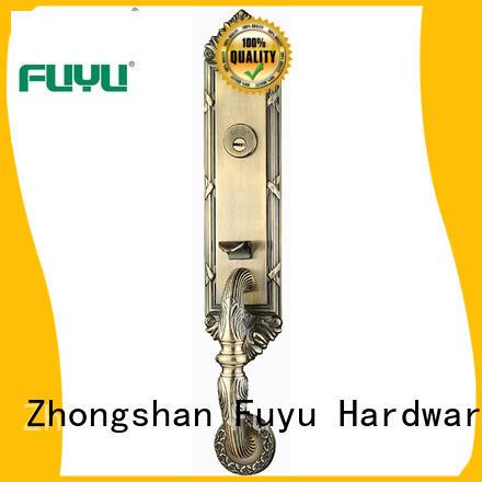 FUYU sale door handle lock on sale for mall