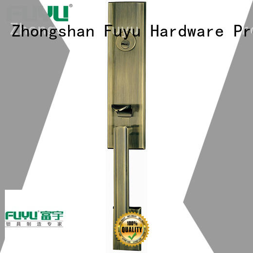 FUYU luxury mortise latch meet your demands for residential