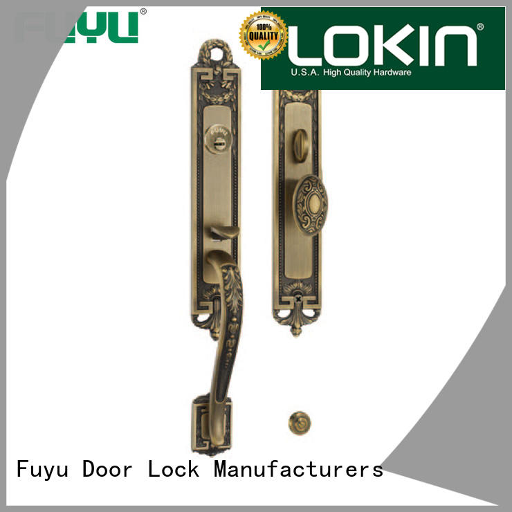 FUYU online lock manufacturing with international standard for home