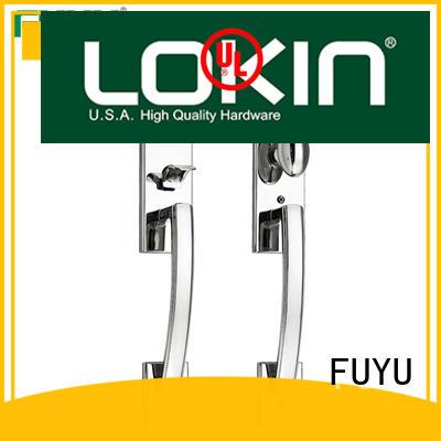 FUYU high security entry door locks supplier for entry door