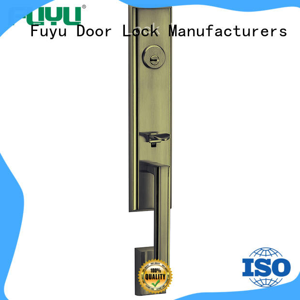 FUYU entry door locks for sale for wooden door
