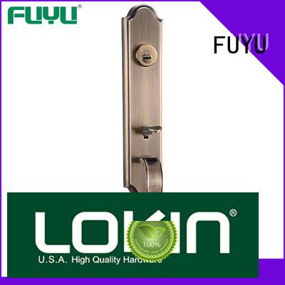 zinc alloy door lock modern for indoor FUYU