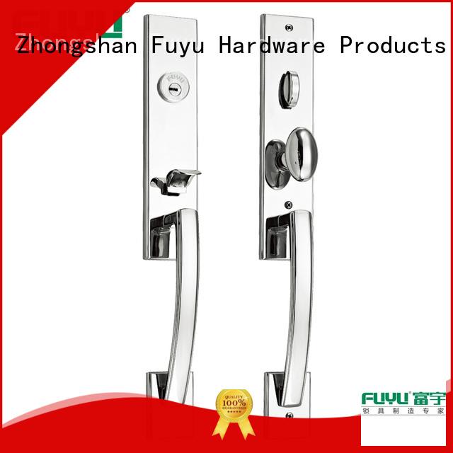 FUYU security indoor lock key on sale for wooden door