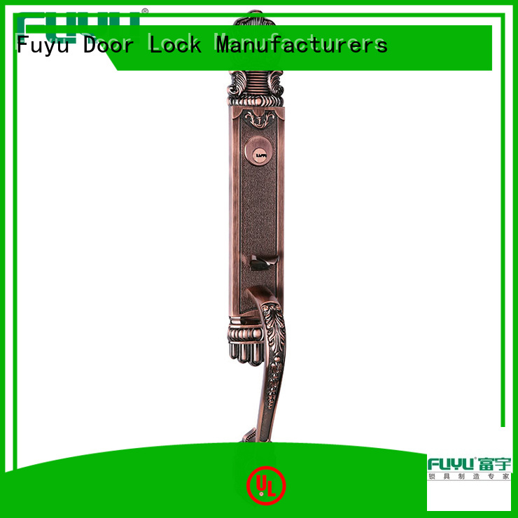 FUYU luxury door mortise on sale for residential