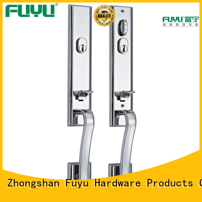 FUYU durable stainless steel lock with international standard for residential