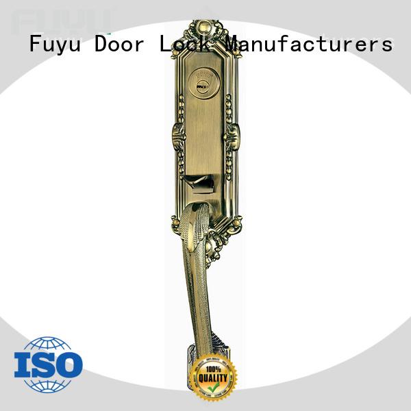 FUYU online zinc alloy door lock for timber door meet your demands for shop