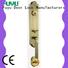 quality zinc alloy door lock for metal door year with latch for shop