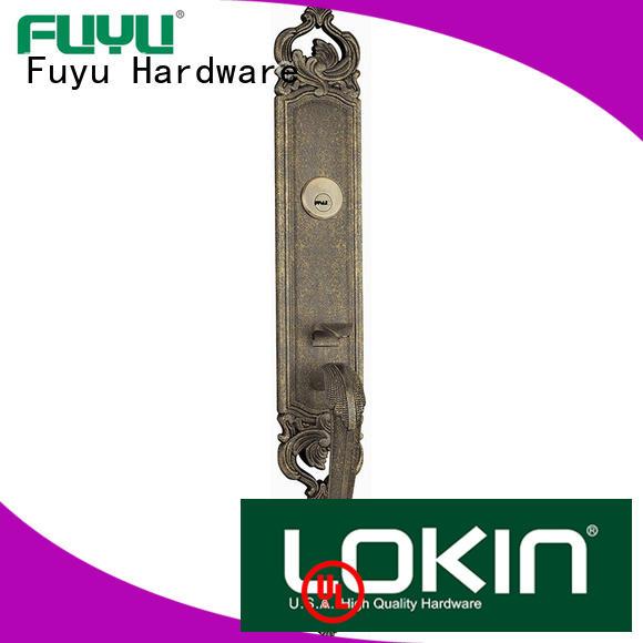 durable zinc alloy door lock big on sale for indoor