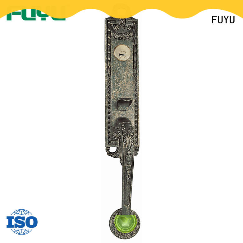 right door lock zinc for entry door FUYU