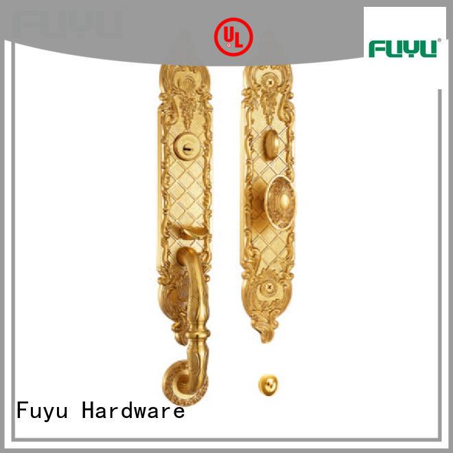 FUYU door lock ansi for wooden door