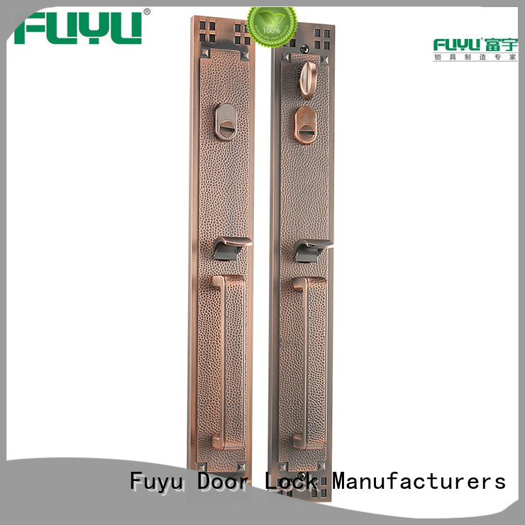FUYU handle best lock for door on sale for mall