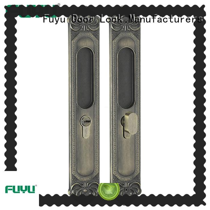 FUYU online home door locks with latch for indoor
