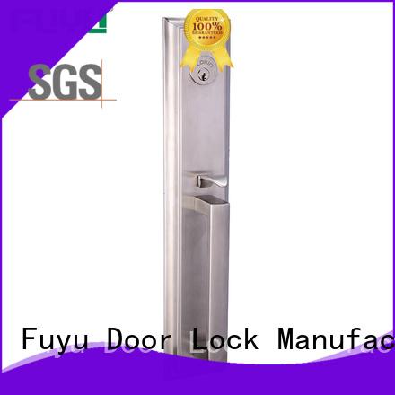 online aluminium door lock handleset on sale for home