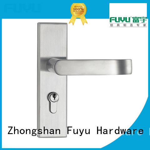 FUYU high security double door lock on sale for residential