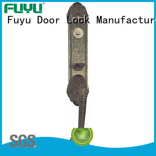 high security lock manufacturing handle on sale for mall