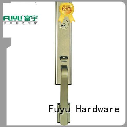 FUYU quality door handle lock meet your demands for mall