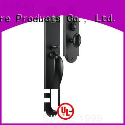 FUYU custom security door locks for homes meet your demands for entry door