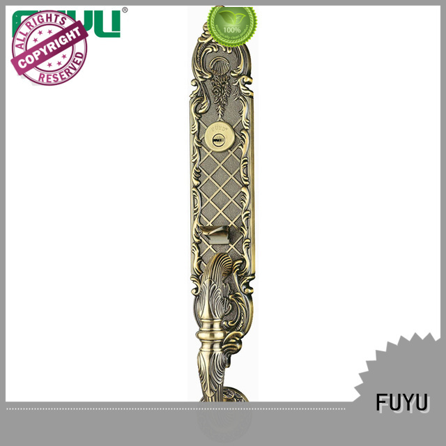 FUYU quality handle door lock manufacturer for home