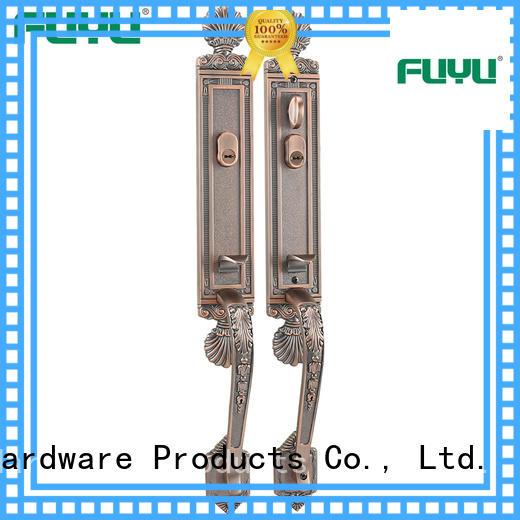FUYU quality internal door locks for sale for shop