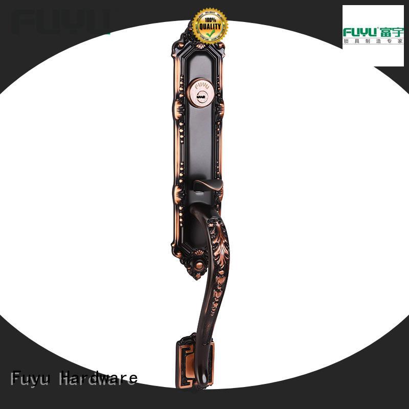 brass lock door for home FUYU