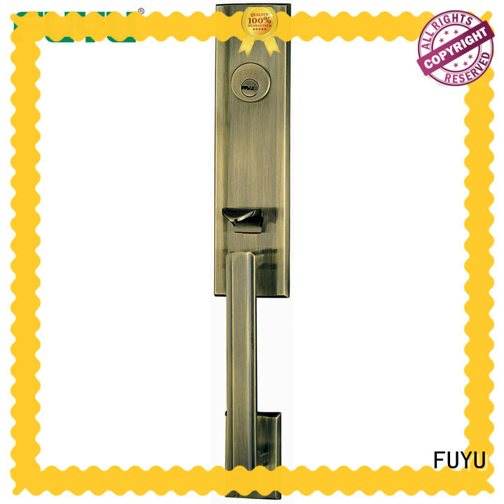 FUYU door lock door for shop