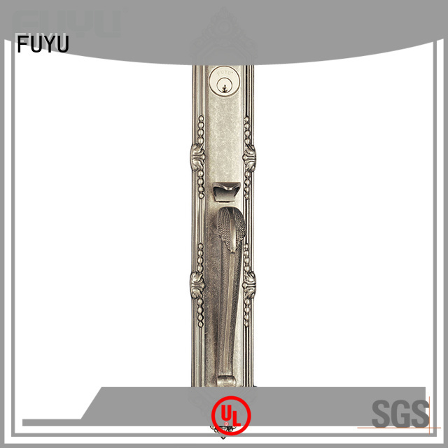 quality anti-theft zinc alloy door lock mechanism on sale for mall