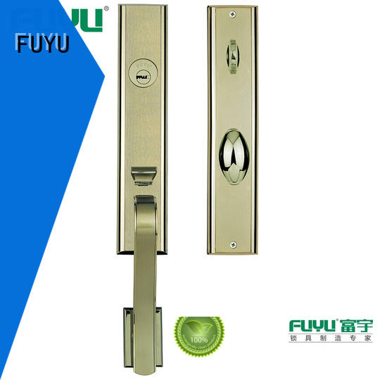 quality grip handle door lock supplier for mall