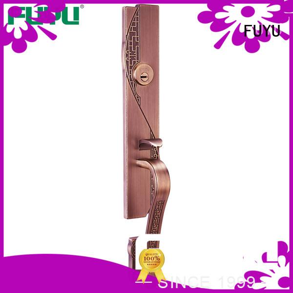 FUYU online zinc alloy door lock for wood door on sale for shop