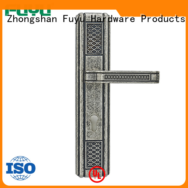 FUYU mortise front door lock with international standard for home