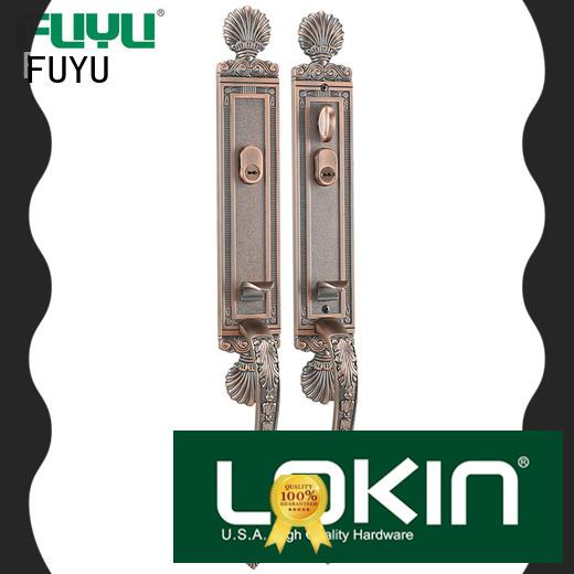 FUYU entry door locks for sale for wooden door