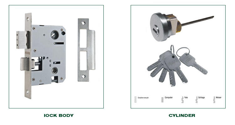 electric stainless door lock on sale for home-FUYU-img
