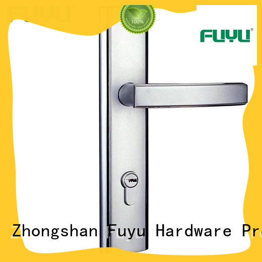 FUYU mortise door lock with international standard for home