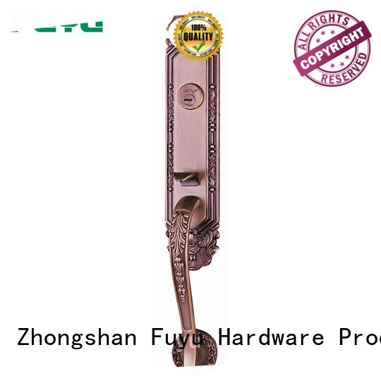 FUYU quality entry door locks manufacturer for entry door