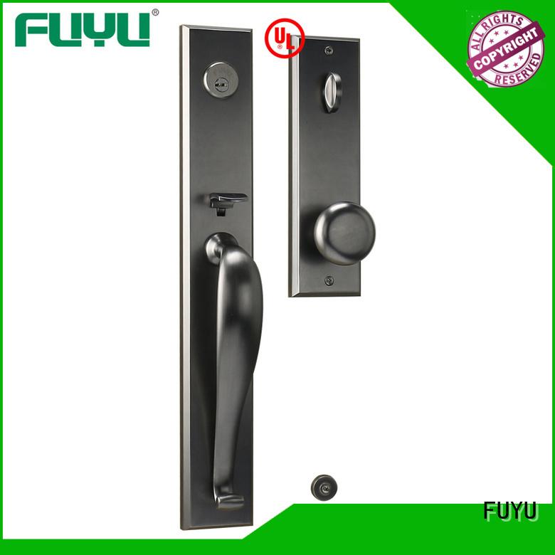 custom handle door lock supplier for home