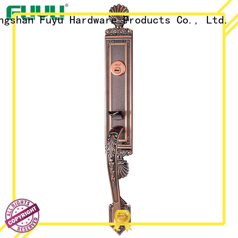 FUYU full privacy mortise lock interior for residential